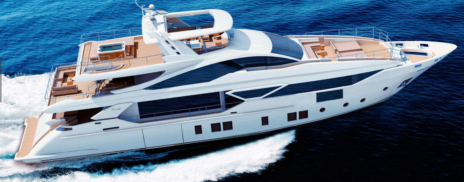 Luxury and super yachts