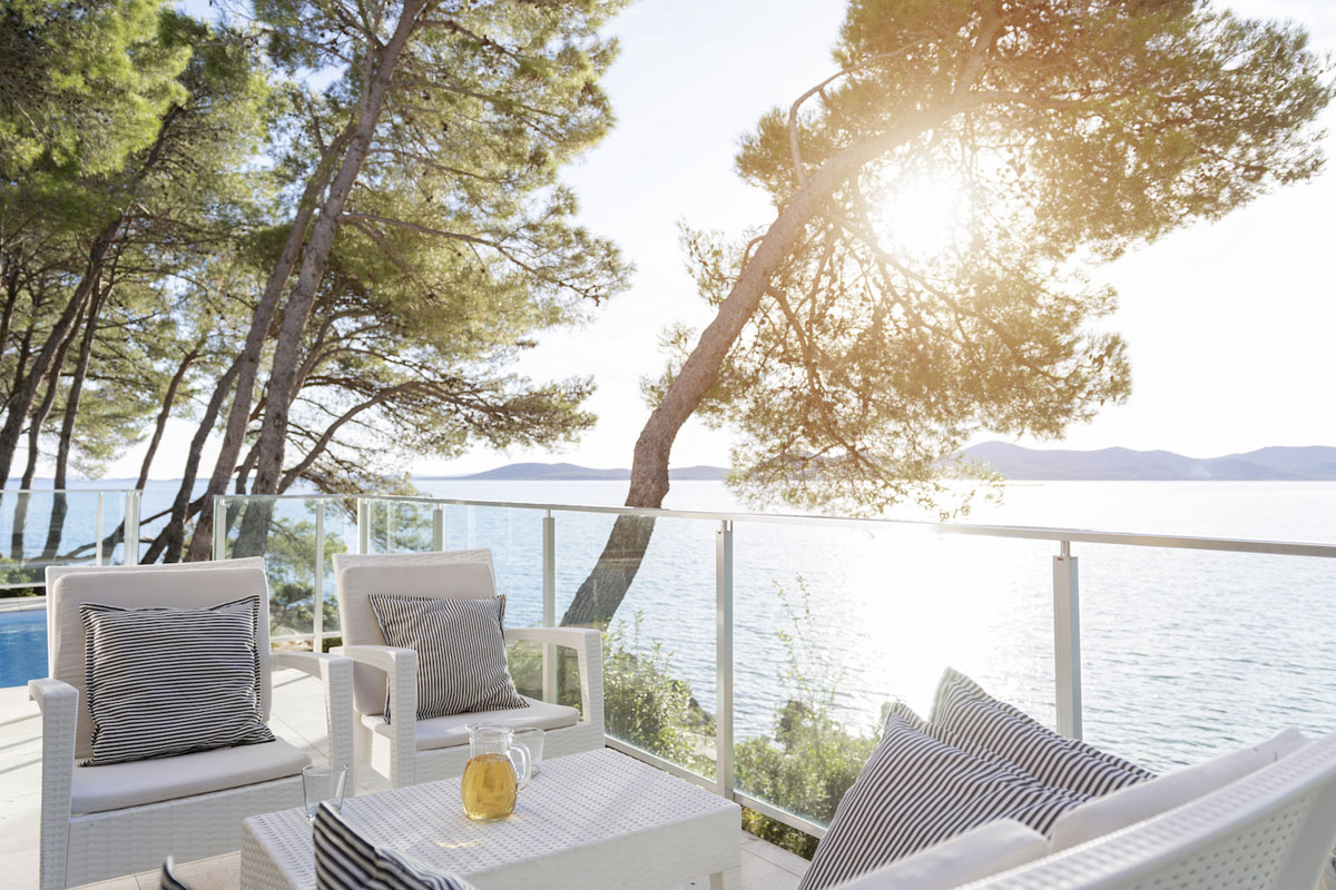 Crvena Luka Resort - Biograd na Moru, Dalmatia, Croatia