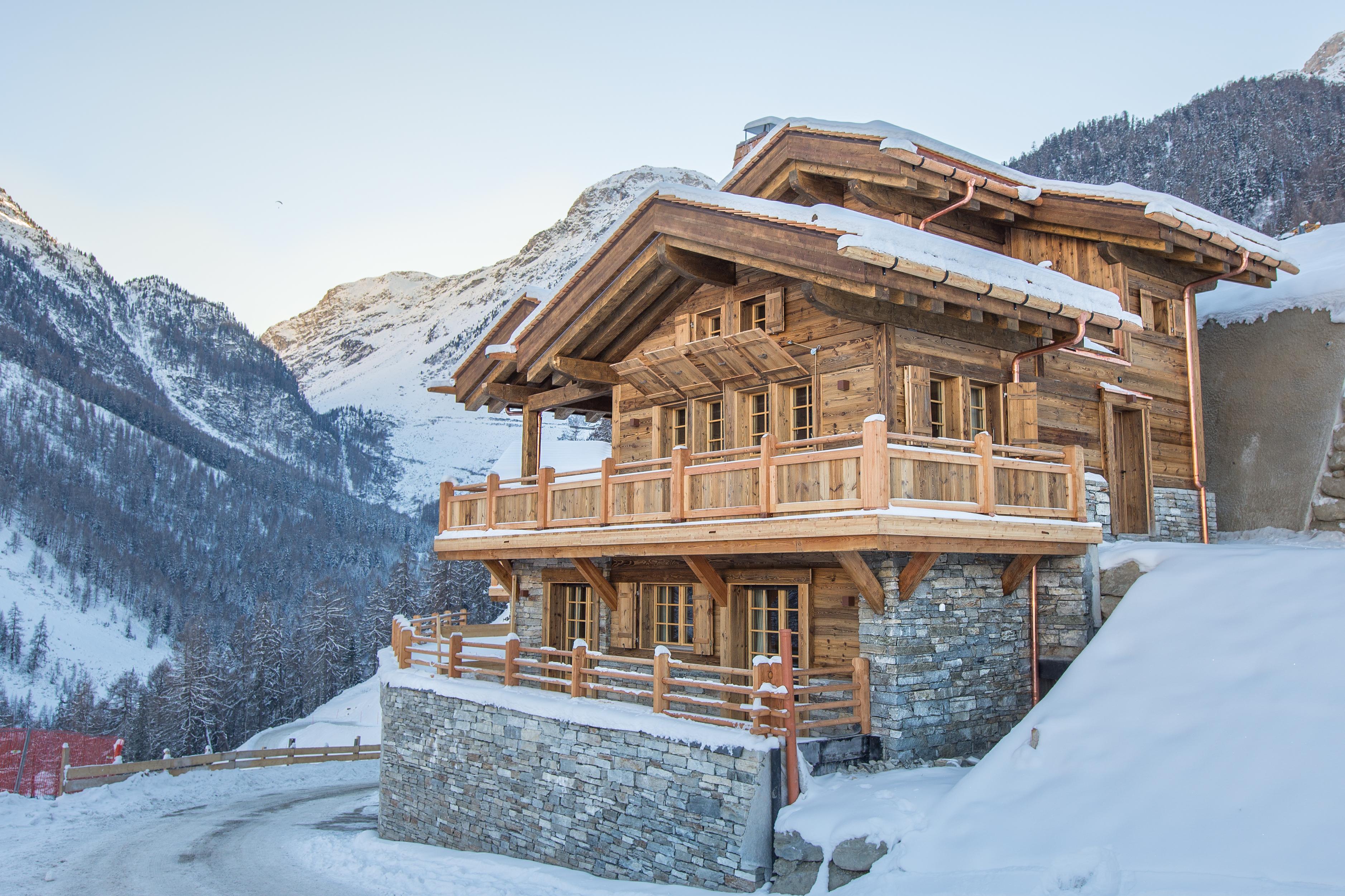 Les Chalets d'Adelaide - Grimentz, Sierre, Switzerland