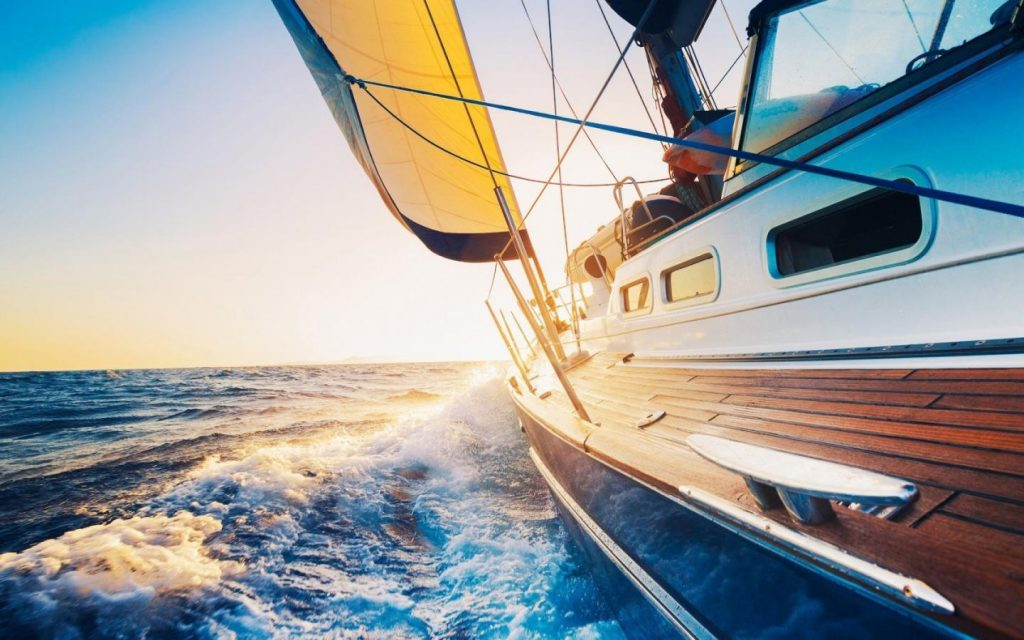 Yacht brokers and sales